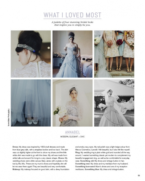 White Magazine - Samm Blake