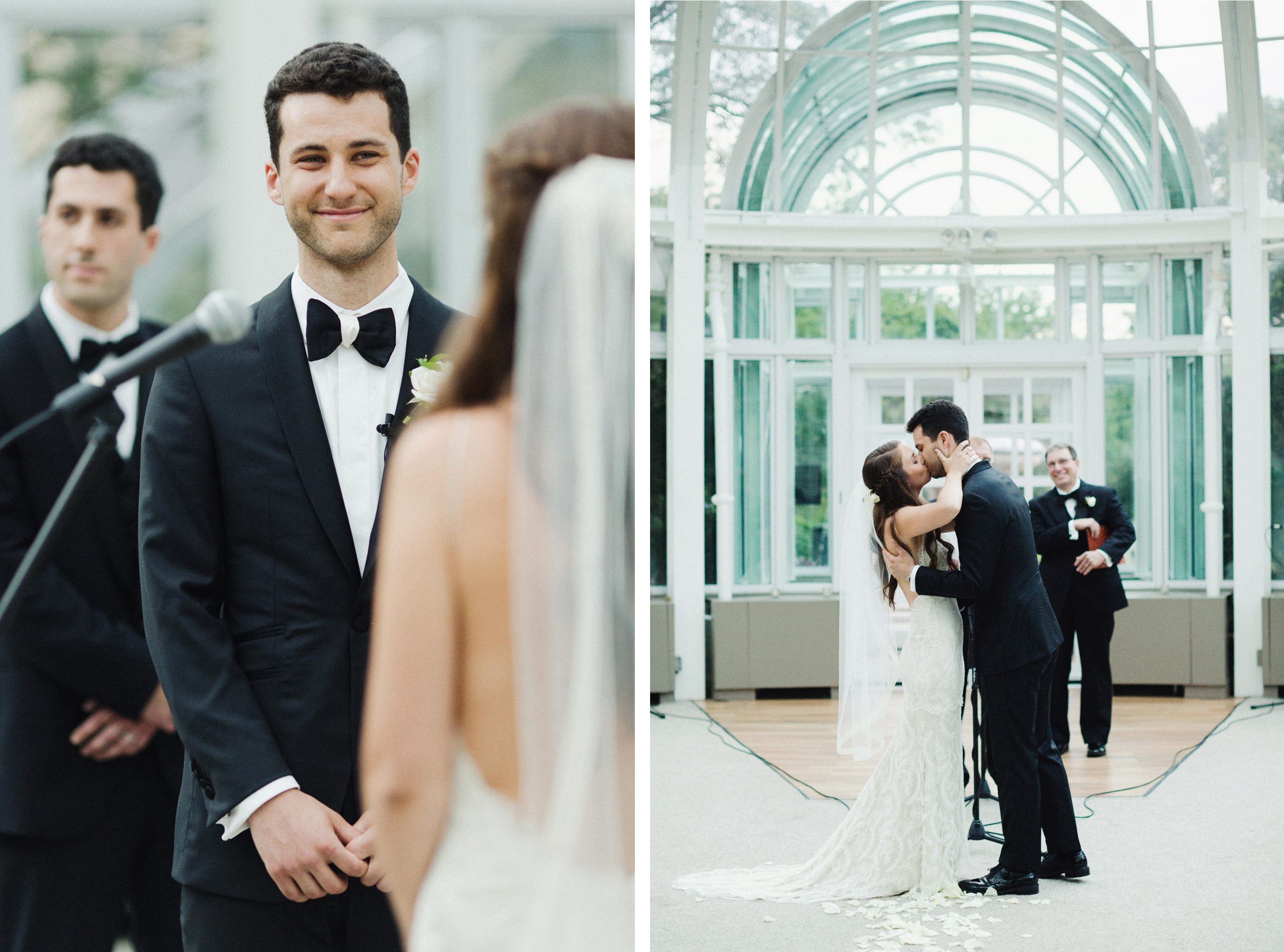 Brooklyn Botanic Garden Wedding