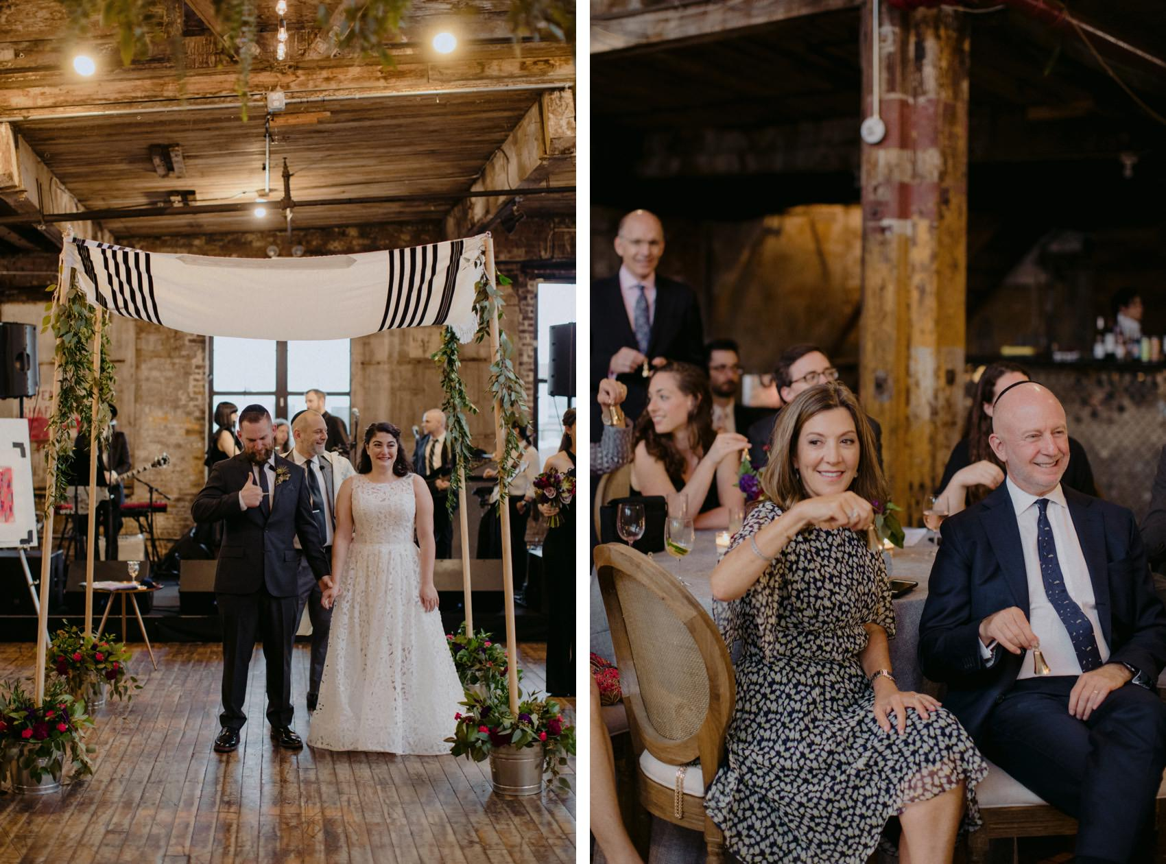 Greenpoint Loft Wedding